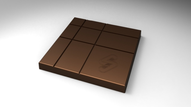 cioccolato spinnato inciso